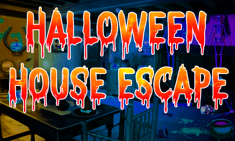 TTNG Halloween House Escape