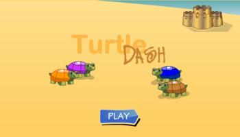 Turtle Dash Spelling