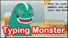 Typing Monster