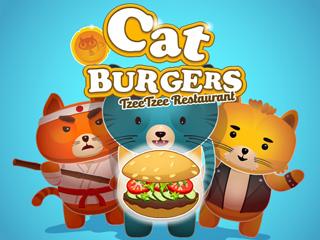 TzeeTzee Restaurant: Cat Burgers