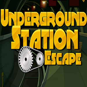 Underground station escape