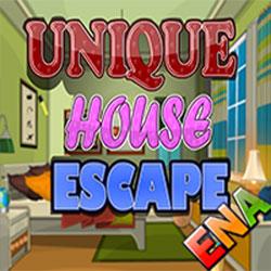 Unique house escape