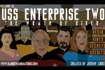 USS Entreprise 2 The Wrath Of Riker