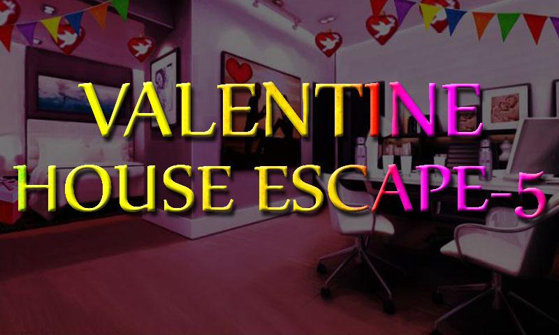 Valentine House Escape 5