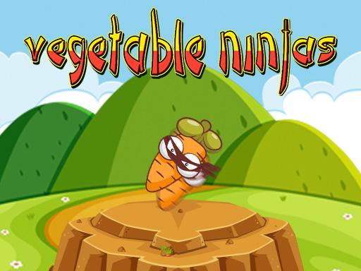 Vegetable Ninjas