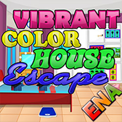 Vibrant Color House Escape