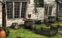 Village Backyard