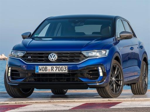 Volkswagen T Roc R Puzzle