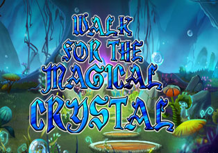 Walk For The Magical Crystal
