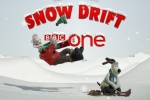 Wallace Gromit Snow Drift