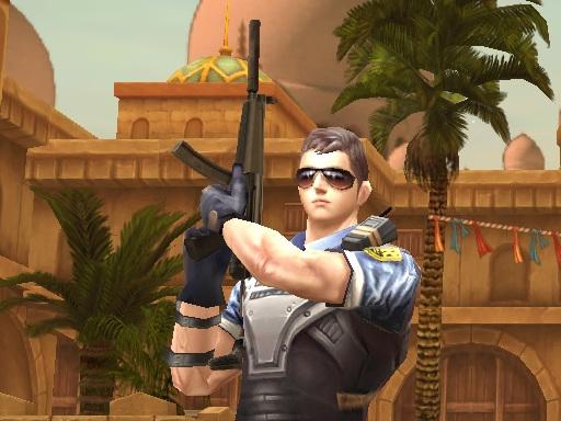 War Gun Commando