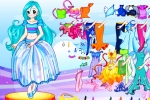 Water Fairy Dress-up