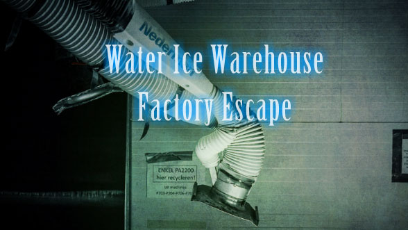 Water Ice Warehouse Factory Escape