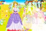 Wedding Dolls Dress-up