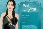 Wei Ziya Miss China 2007