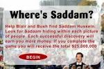 Where's Saddam