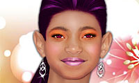 Willow Smith Make-Up