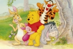 Winnie The Pooh And Friends Jigsaw