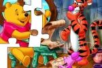 Winnie The Pooh, Piglet Tigger Jigsaw Puzzle