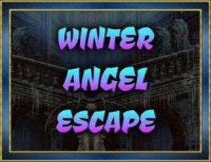 Winter Angel Escape