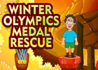 Winter Olympics Medal Rescue