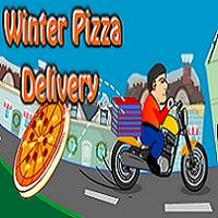 Winter Pizza Rush