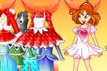Winx Christmas Dresses