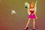 Winx Fairy Girl Dress Up
