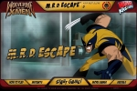 Wolverine X-men MRD Escape