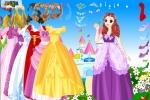 Wonderland Princess Dress Up