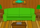 Wooden Room Escape