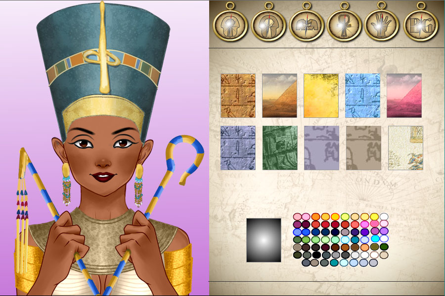 World history Avatar Creator Ancient Egy