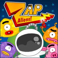 Zap Aliens Game