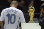 Zidane Headbutting Materazzi