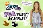 Zoey 101 PCA Puppy Academy