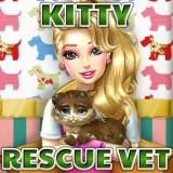Kitty Rescue Vet