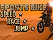 Sports Bike: Speed - Race - Jump