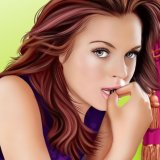 Lindsay Lohan Makeover