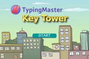 KeyTower Typing