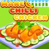 Make Chilli Chicken