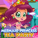 Mermaid Princess Tea Party
