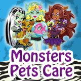 Monster Pets Care