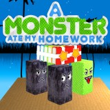 Monsters Ate my Homework
