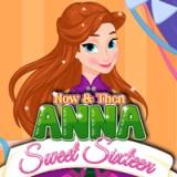 Now & Then Anna Sweet Sixteen