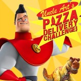 Pizza Delivery Challenge!