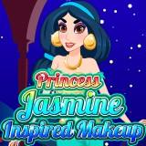 Princess Jasmine Inspired Makeup