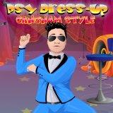 Psy Dress-Up. Gangnam Style