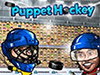 Puppet Ice Hockey