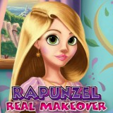 Rapunzel Real Makeover