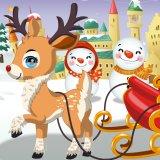 Reindeer Christmas Dress up